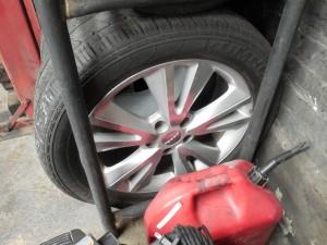 durango wheel 2013